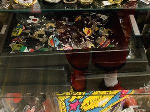 Wwe, pop, funko, Halloween, Disney pins, antiques, lots, collection, pins, pez for Sale in Phoenix, AZ