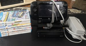 Wii U With 7 Games for Sale in Braintree, MA
