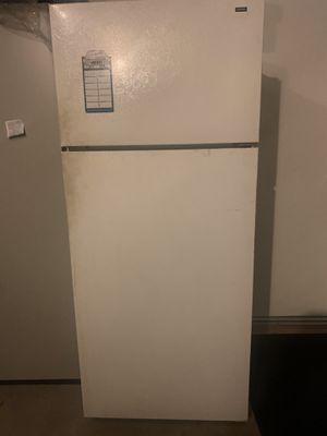 White refrigerator for Sale in Silver Spring, MD