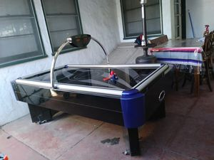 Air hockey table for Sale in Stockton, CA