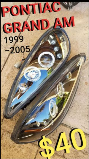PONTIAC GRAND AM headlights for Sale in Los Angeles, CA