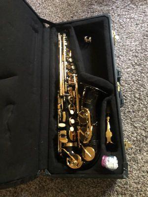 Premium Black Alto Saxophone for Sale in Sahuarita, AZ