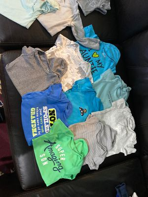 Baby boy onesie for Sale in Allen Park, MI