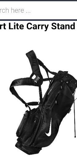 Lightweight Nike Golf Bag Clean for Sale in Gaithersburg,  MD