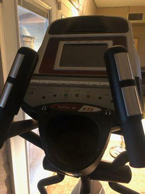 Elliptical Machine! Sole E35 for Sale in Scottsdale, AZ