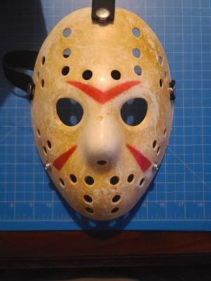 Jason Mask. Custom Painted. for Sale in Woodbridge, VA