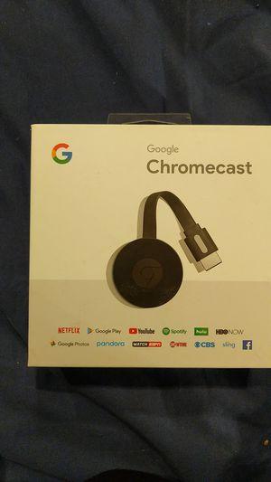 Google Chromecast-New for Sale in New York, NY