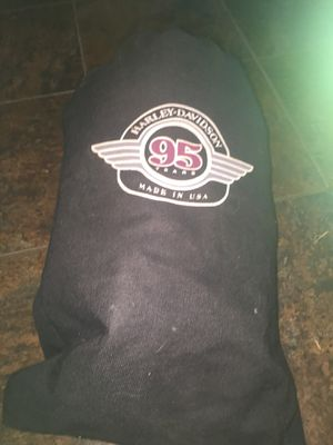 Harley Davidson made in USA motorcycle cover bag for Sale in Fresno, CA