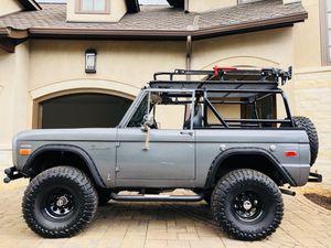 1969 Ford Bronco restored w $40k of upgrades for Sale in Atlanta, GA