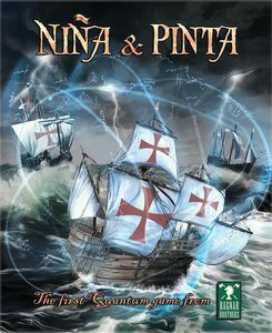 Nina and Pinta strategy board game for Sale in Cary, NC