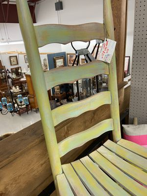 2 ladder back chairs for Sale in Nashville, TN