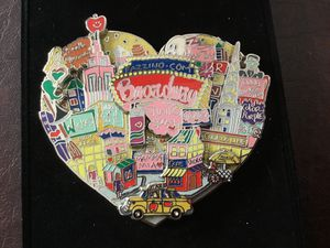 FAZZINO COLLECTOR PIN for Sale in Commack, NY