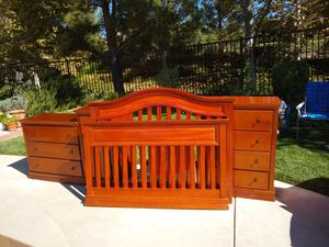 3-Piece Nursery Furniture Set for Sale in Beaumont, CA