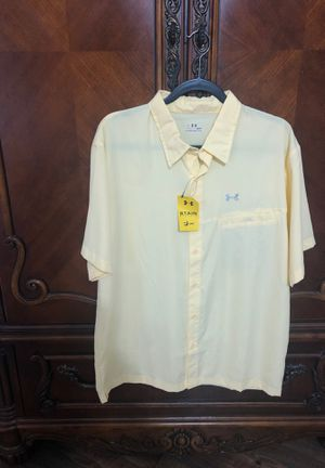 Mens Under Armour Dress shirt for Sale in Luling, LA