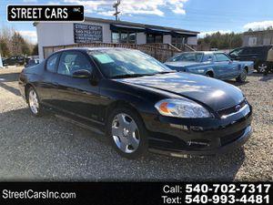 2006 Chevrolet Monte Carlo for Sale in Fredericksburg, VA