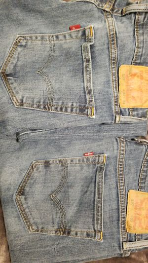 Levi's 527 Jean's 32x34 like new for Sale in Renton, WA