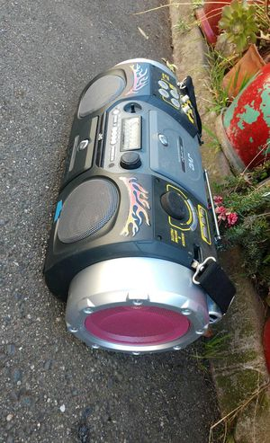 JVC RV DP100 Boombox for Sale in Hayward, CA