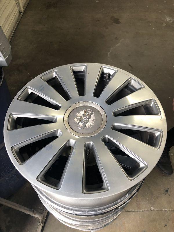 Audi rims 20