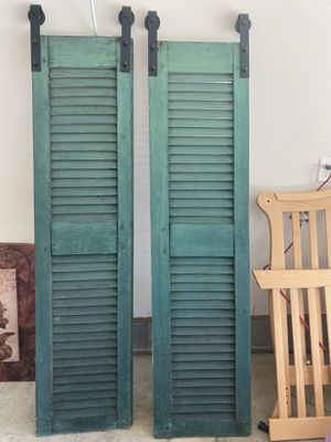 Sliding barn doors for Sale in Franklin, TN