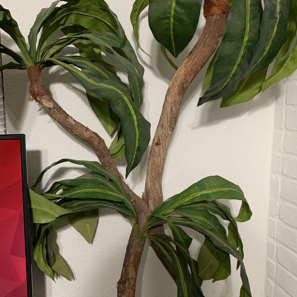 """Tall 6"""" Fake Tree Decor"""