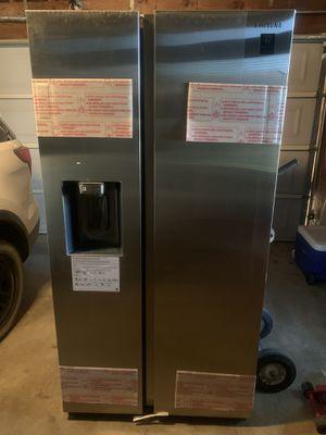 (BRAND NEW) Samsung refrigerator for Sale in Riverside, CA