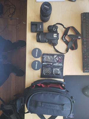 Canon Rebel T5 bundle for Sale in Quincy, MA