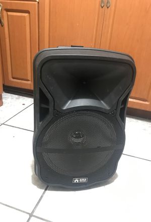 Light Up BlueTooth Speaker for Sale in North Miami, FL