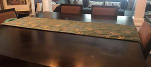 Counter height dining room table and 4 chairs for Sale in Croydon, PA