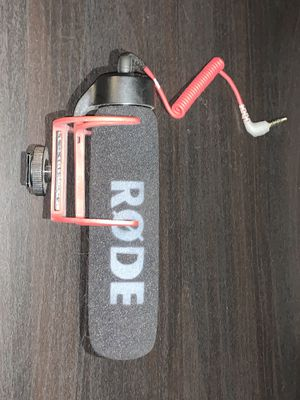 Rode Video Mic Go for Sale in Fresno, CA
