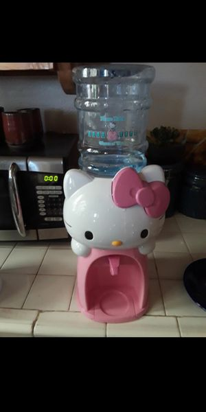 Hello kitty water dispenser for Sale in Hesperia, CA