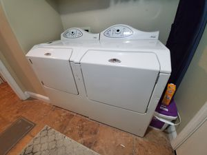 Maytag Neptune Washer and Dryer for Sale in Modesto, CA