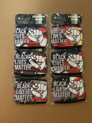 Protective Face Masks - BLM for Sale in Douglasville, GA