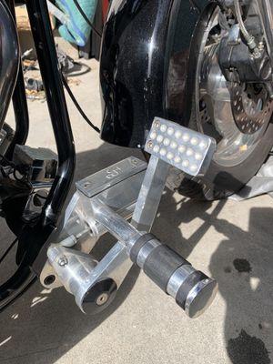 Jay Brake billet Harley Davidson forward controls for Sale in Glendale, CA
