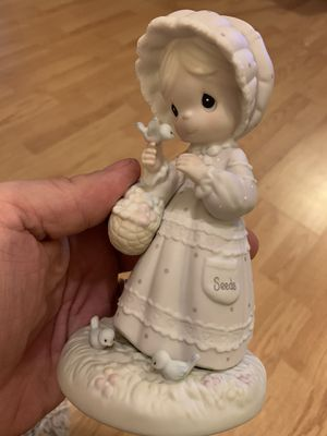 "1993 Precious Moments ""The Lord Will Provide"" special limited edition figurine for Sale in Lilburn, GA"