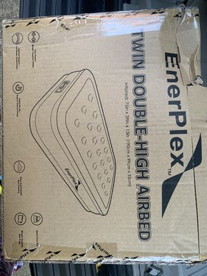 Twin air mattress for Sale in Kansas City, MO