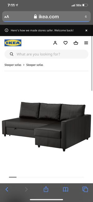 Bed sofa for Sale in Canoga Park, CA