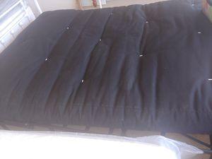 New black futon mattress $89.99 for Sale in Phoenix, AZ
