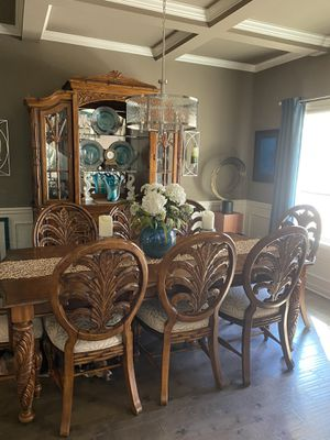 11 Pc. West Indies Collection Dining Room for Sale in Perry, GA
