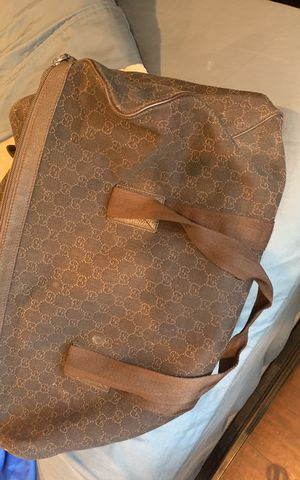 Gucci duffle bag best offer for Sale in Beverly Hills, CA
