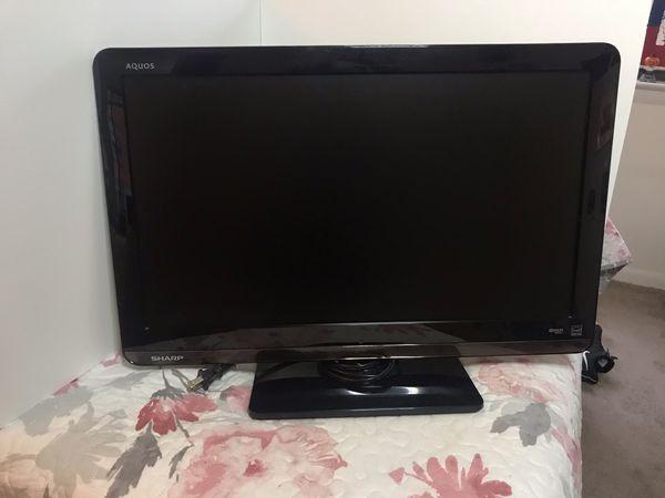 20 inch Aquos TV