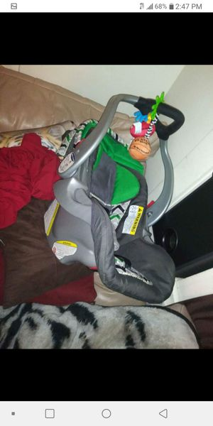 Car seat & stroller for Sale in Springfield, MA
