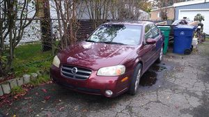 2003 Nissan Maxima GLE for Sale in Everett, WA
