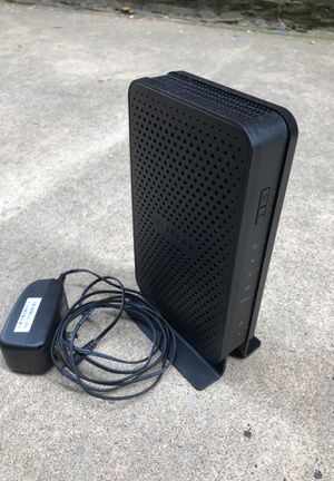 Netgear n300 WiFi cable modem router for Sale in Chicago, IL