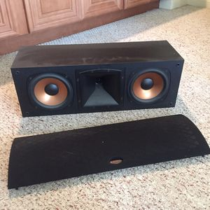 Klipsch Center Speaker for Sale in Royersford, PA