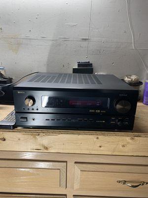 Denon Ave-3300 240watts w/remote for Sale in Yorkville, IL