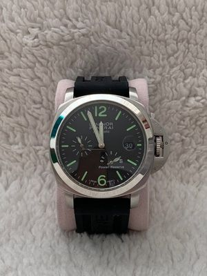 Watch - Brand New Men's Wrist Watch - Black Dial - Black Rubber Strap - Automatic Watch for Sale in Chicago, IL