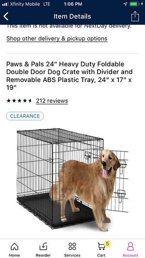 Dog crate for Sale in NEW KENSINGTN, PA
