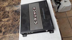 Crunch 900watts car amplifier for Sale in Fort Lauderdale, FL