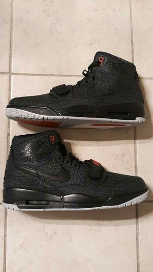 Air Jordan Legacy 312 Black Elephant Print AV3922-006 Men's Basketball Shoes for Sale in St. Petersburg, FL