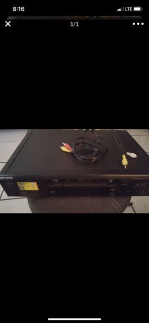 VCR w cables for Sale in Rowland Heights, CA